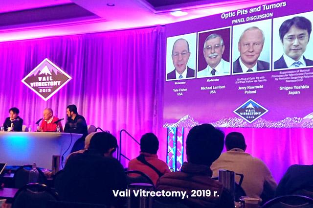 Vail Vitrectomy 2019