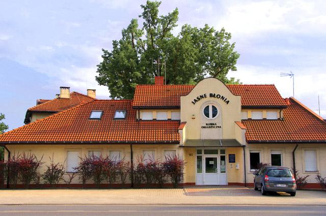 Klinika Okulistyczna Jasne Błonia Łódź