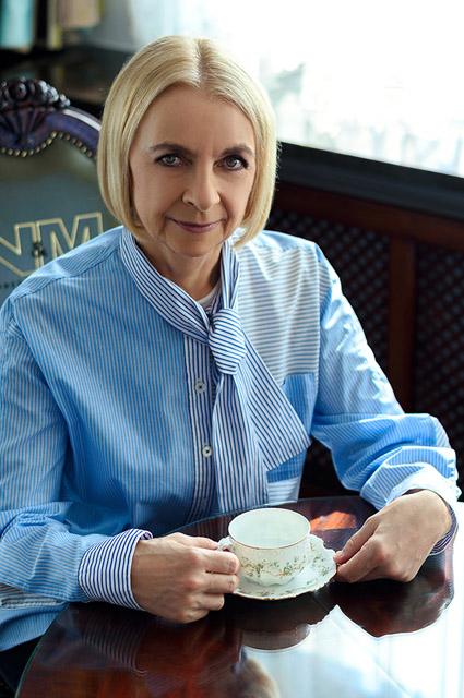 dr n. med. Zofia Nawrocka