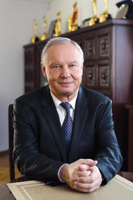 prof. Jerzy Nawrocki