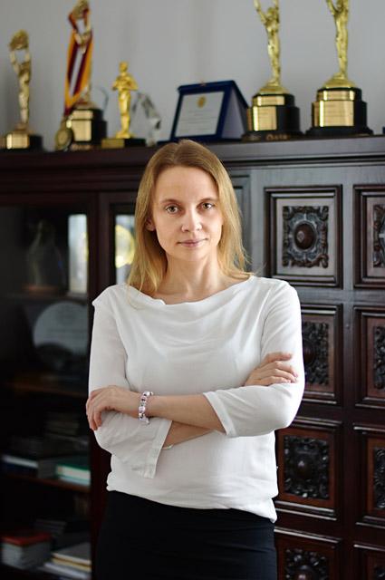 prof. Zofia Anna Nawrocka