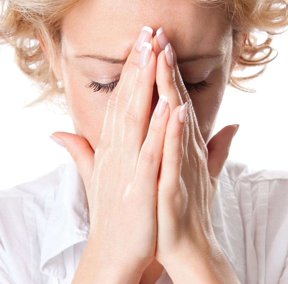 ból oczu