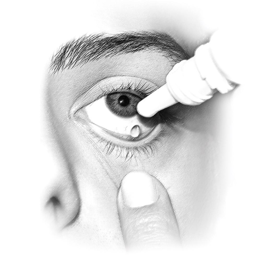 prawidłowe zakraplanie oczu 1