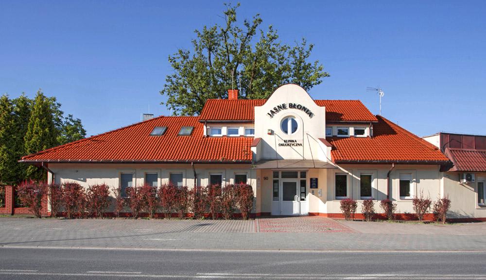 Klinika Okulistyczna Jasne Błonia