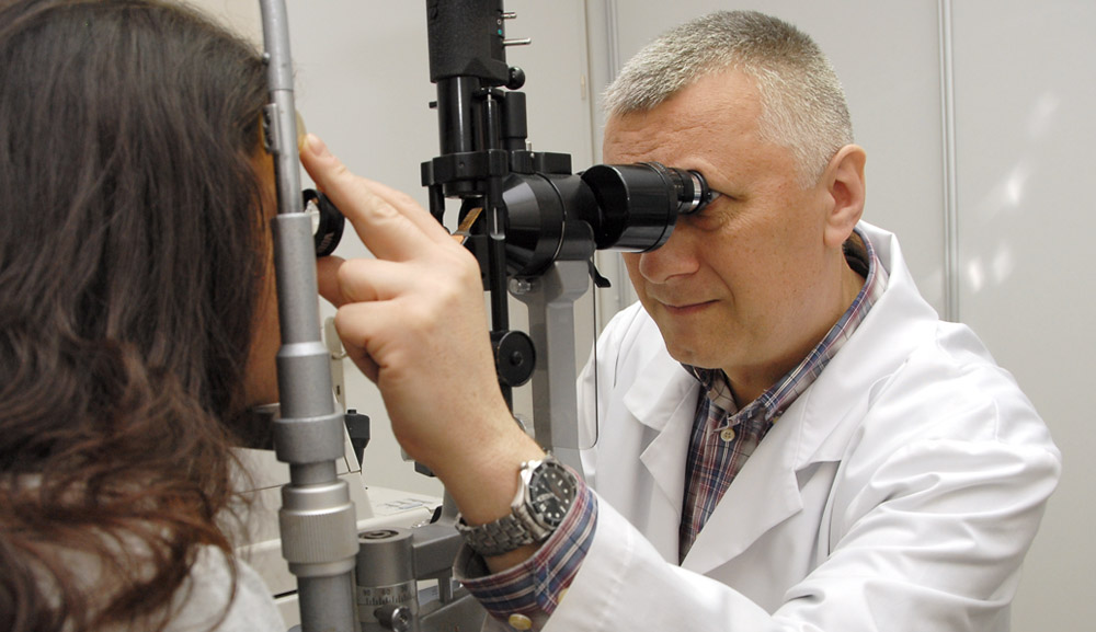Przychodnia Klinika Okulistyczna 1