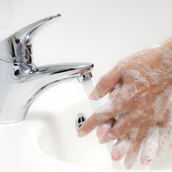 Mycie rąk