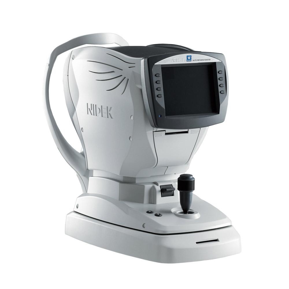 Badanie wady wzroku, autokeratorefraktometr